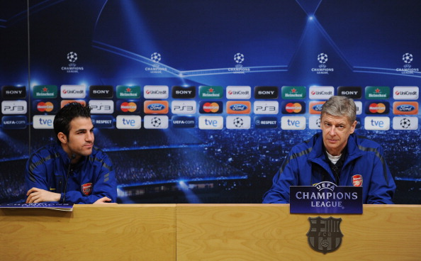 Arsenal Press Conference