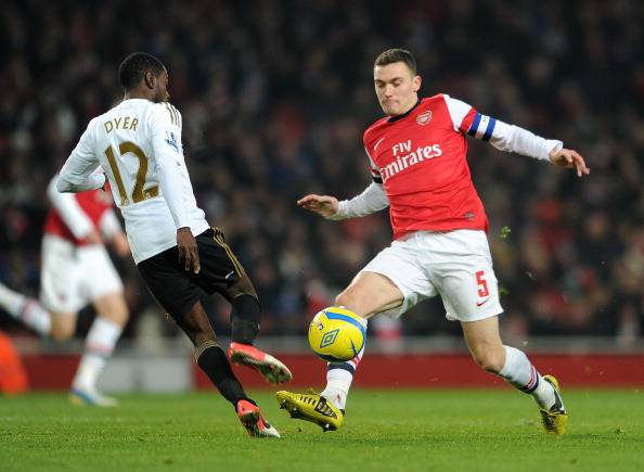 Arsenal v Swansea City - FA Cup Third Round Replay