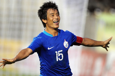 Baichung Bhutia is known for his disciplined lifestyle