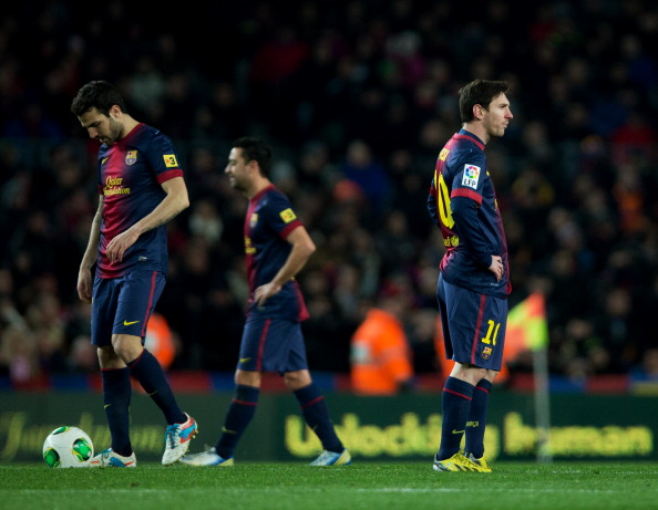 Things not looking great for the Catalans