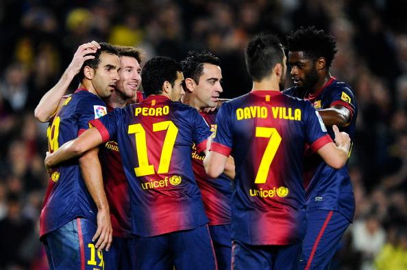 FC Barcelona v Real Zaragoza - La Liga