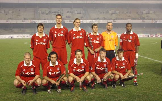Bayern Munich Reserves in 2005