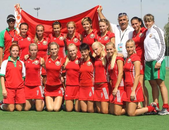 The Belarus women's national team