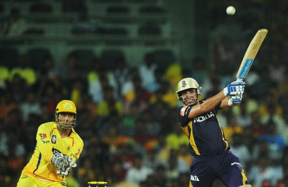 Kolkata Knight Riders batsman Manvinder