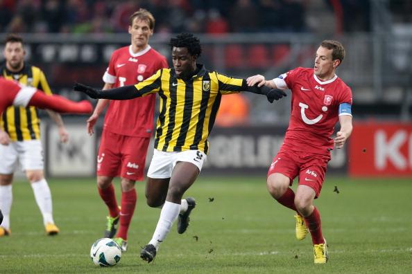 Dutch Eredivisie - FC Twente v Vitesse Arnhem