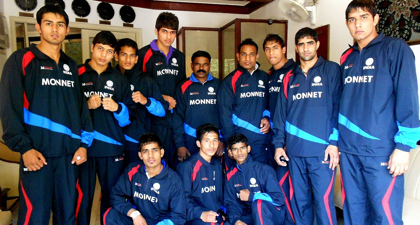 Boxing_ Indian Youth Boxing