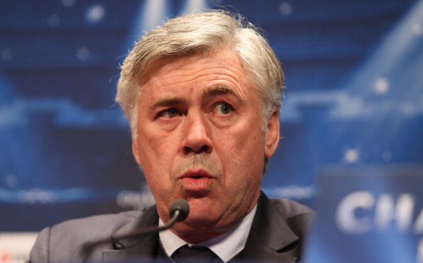 Paris Saint-Germain Press Conference - Champions League