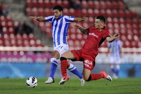 RCD Mallorca v Real Sociedad de Futbol - La Liga