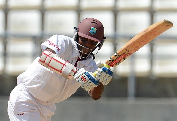 West Indies batsman Shivnarine Chanderpa