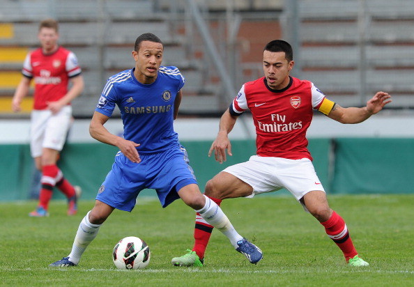 Arsenal U19 v Chelsea U19 - NextGen Series Semi Final