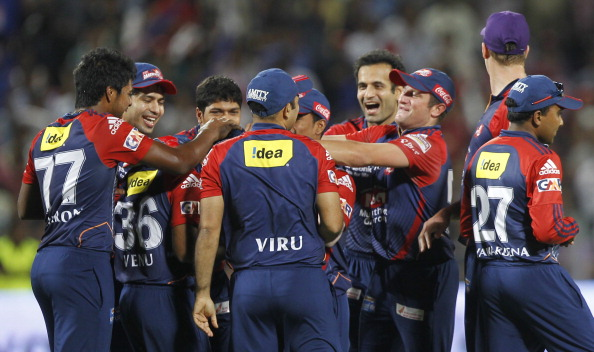 Delhi Daredevils Vs Kolkata Knight Riders - IPL 2012