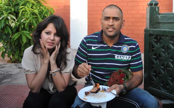 Indian cricket team captain Mahendra Sin