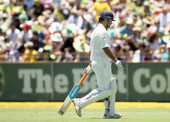 Australia v India - Third Test: Day 3