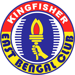 East Bengal F C  Club logo