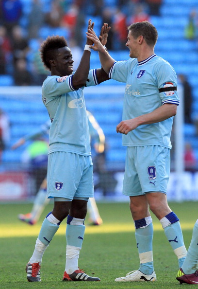 Coventry City v Nottingham Forest - npower Championship