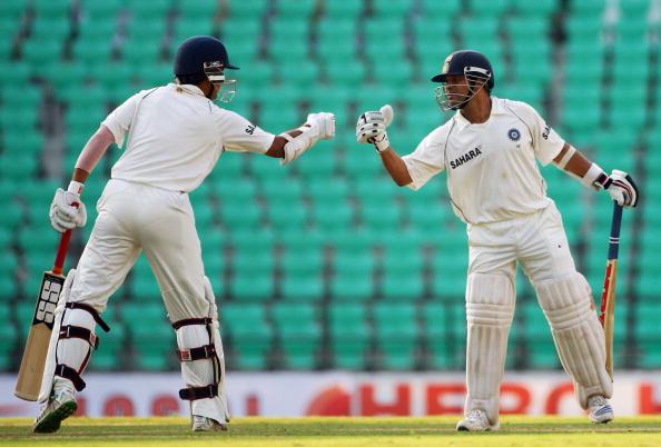 4th Test - India v Australia: Day 1