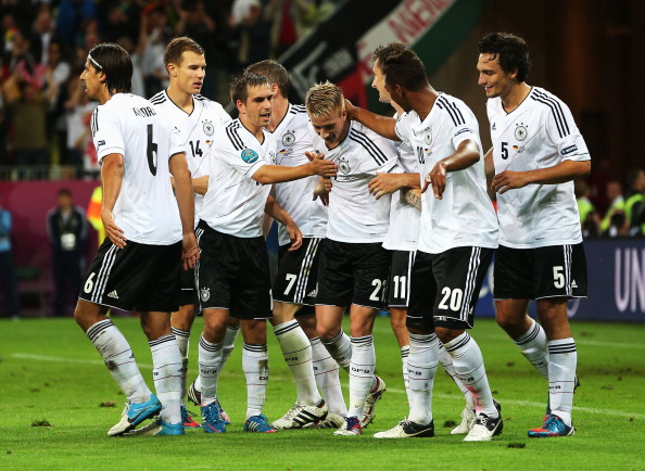 Germany have one of the best squads in world football today
