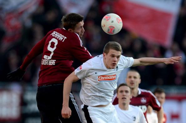 1. FC Nuernberg v SC Freiburg - Bundesliga