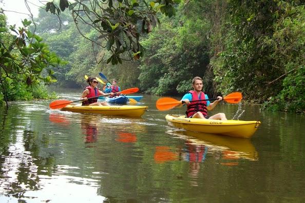 Goa Kayaking- 2