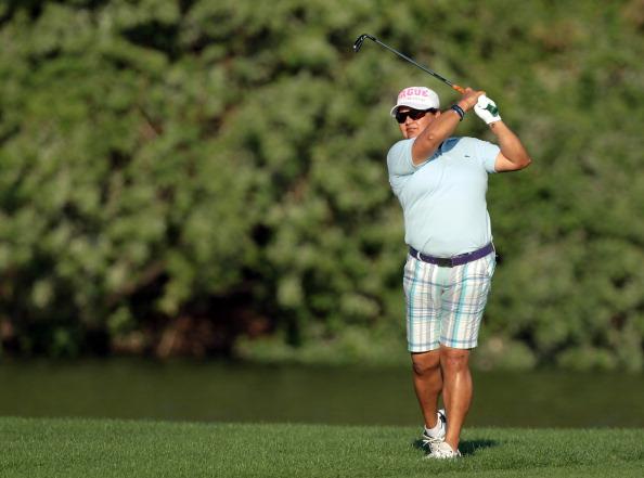Dubai Ladies Masters - Day Two