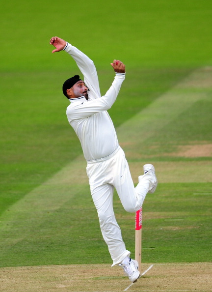England v India: 1st npower Test - Day Two