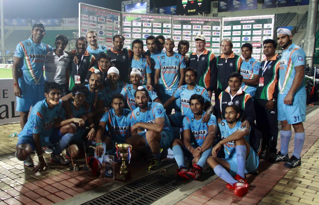 India among six nations shortlisted for 2018 hockey world cup for League table 6 nations