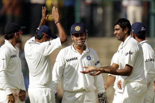 India v New Zealand: 2nd Test - Day Three