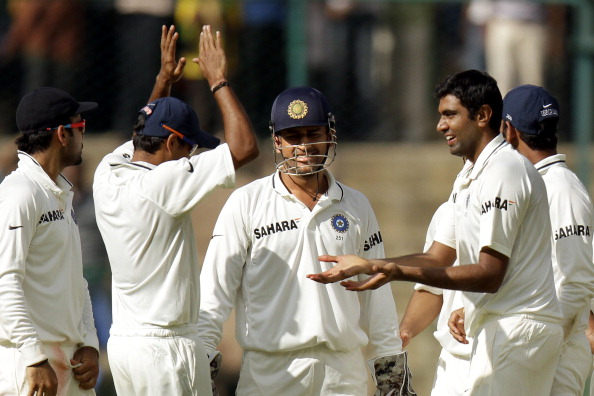 India v New Zealand: 2nd Test - Day Three