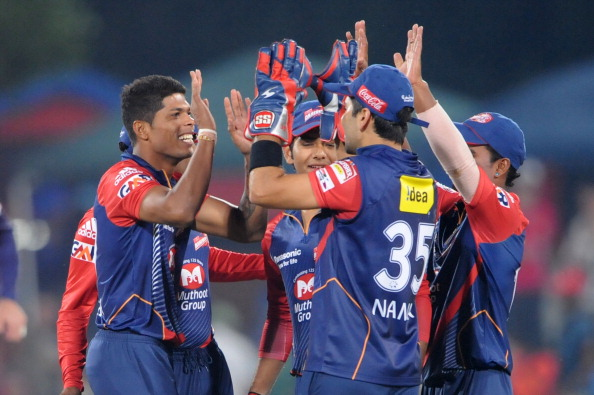 CLT20 2012 Match 2 Group A - Kolkata Knight Riders v Delhi Daredevils