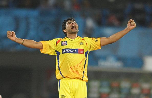 Chennai Super Kings' Bowler Ravindra Jad