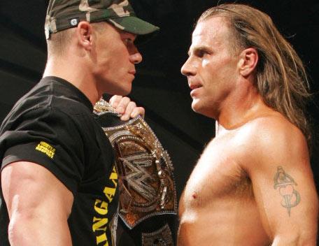John Cena_Shawn Michaels