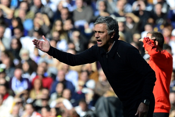 Jose Mourinho also uses mind games to give his team the edge
