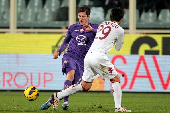 ACF Fiorentina v AS Roma - TIM Cup