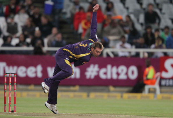 CLT20 2012 Group A - Kolkata Knight Riders v Auckland Aces