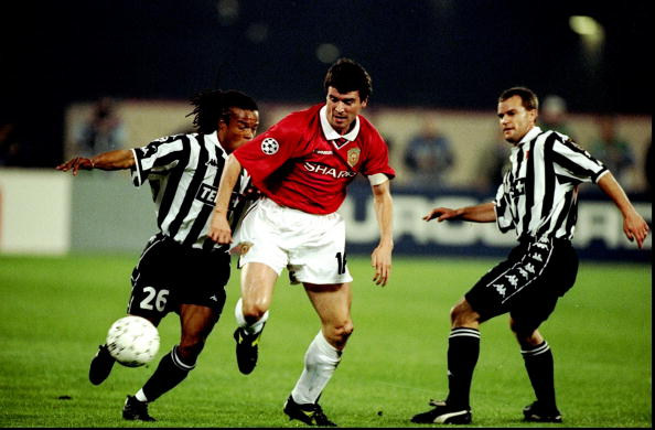 Champs League SF Roy Keane