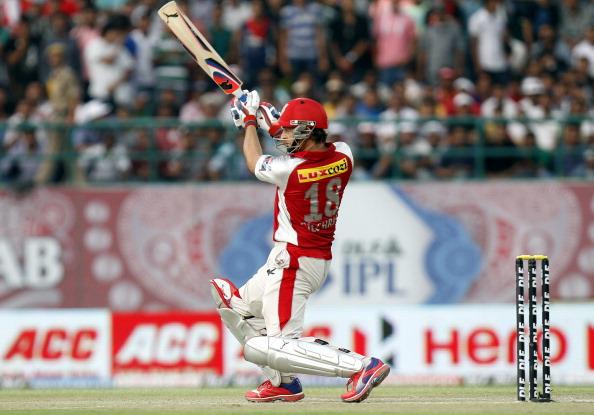 Kings XI Punjab vs Chennai Super Kings - IPL 2012