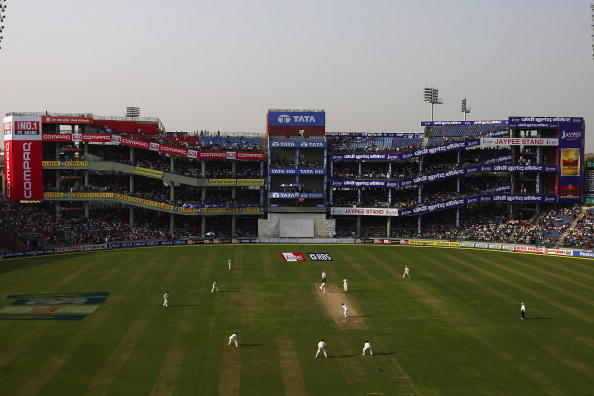 3rd Test - India v Australia: Day 1
