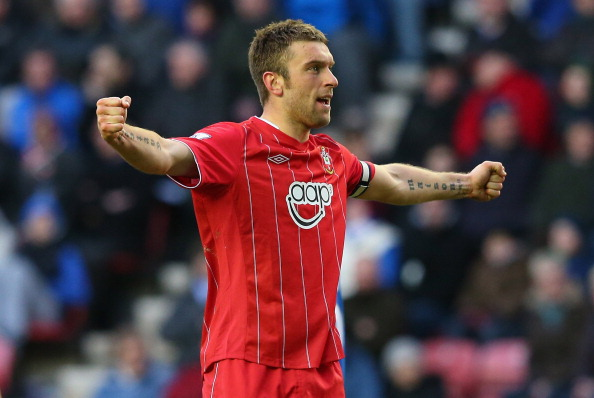 Southampton will be looking to Ricky Lambert to lead the way