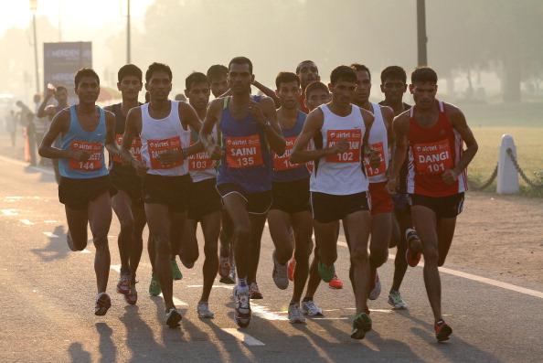 5th Airtel Delhi Half Marathon