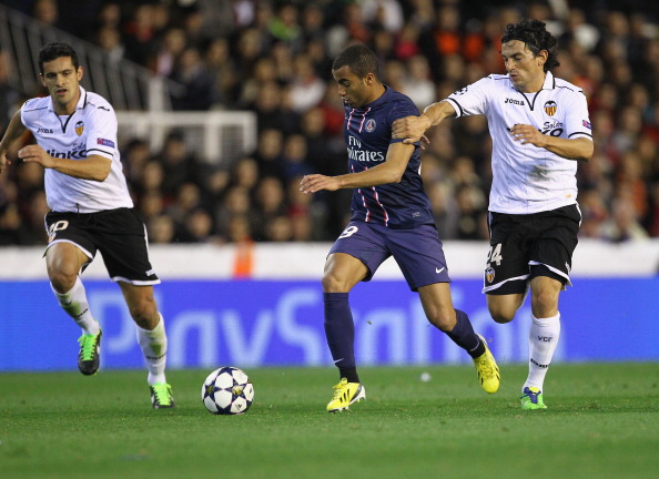 Valencia v Paris St Germain - UEFA Champions League Round of 16