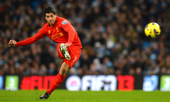 Luis Suarez is the second most important player after Steven Gerard