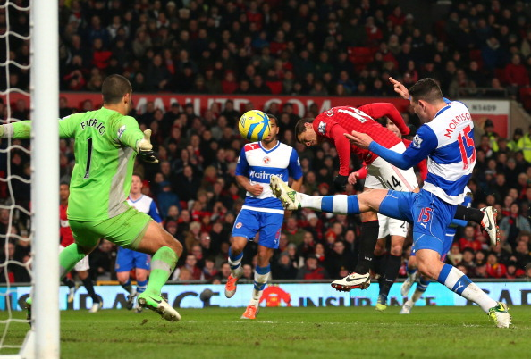 Manchester United v Reading - FA Cup Fifth Round