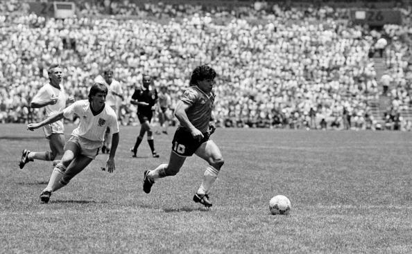 World Cup - Argentina v England