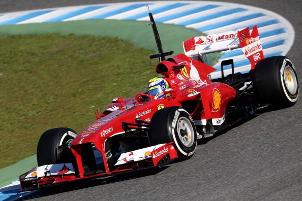 F1 Testing in Jerez - Day Three