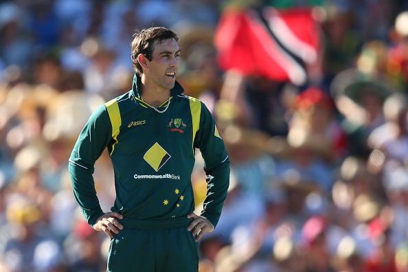 Australia v West Indies - ODI Game 2