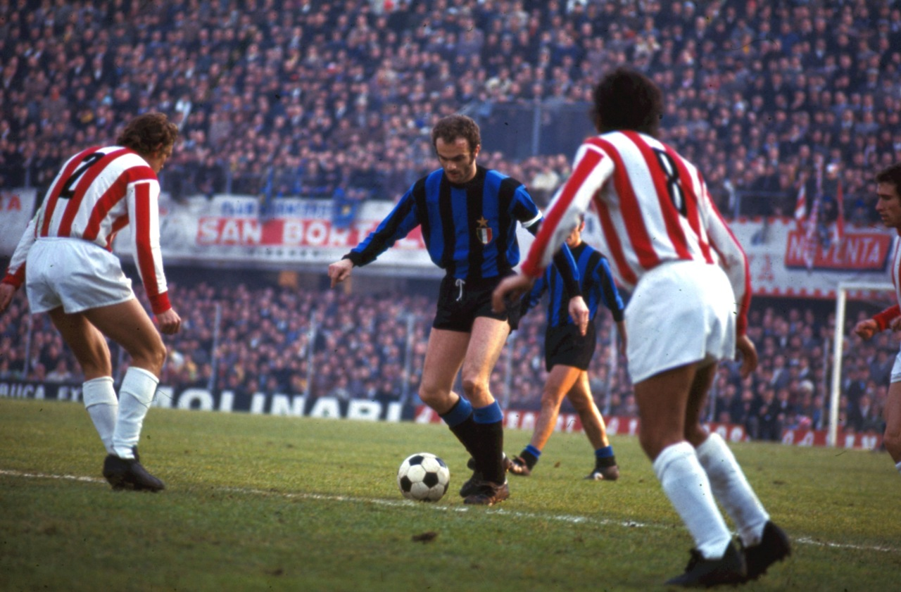 Legends of Club Football Sandro Mazzola
