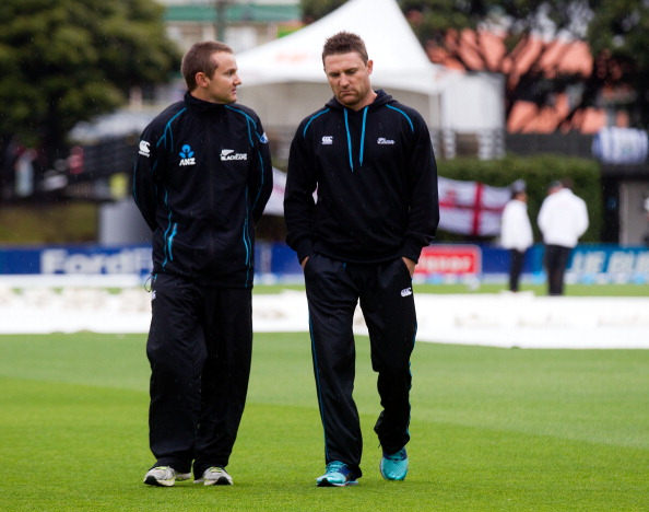 Mike Hesson and Brendan Mccullum have brought about a radical change in the dressing room culture