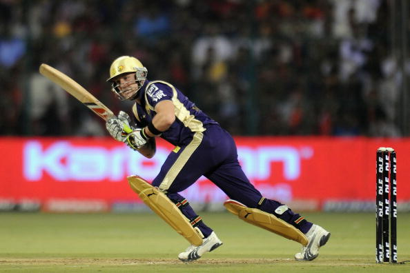 Royal Challengers Bangalore vs Kolkata Knight Riders - IPL