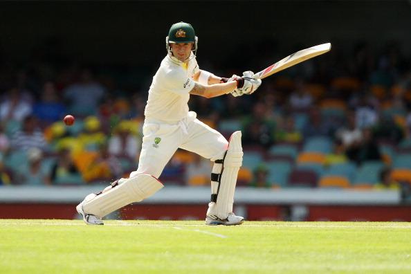 Australia v New Zealand - First Test: Day 3