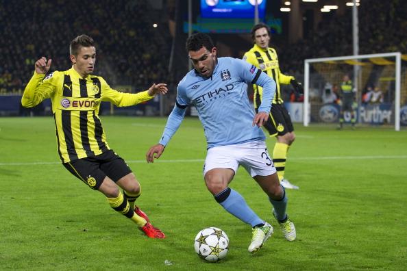 UEFA Champions League - Borussia Dortmund v Manchester City
